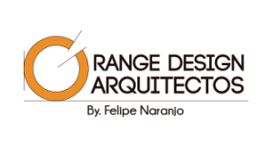 Logo Orange Design Arquitectos paseo del prado